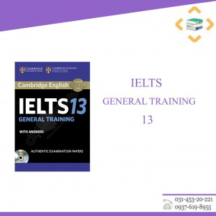 Cambridge IELTS General training 13