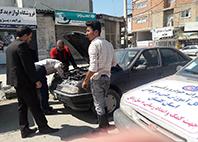 اعزام گروه های امدادی تعمیرات خودرو و تأسیسات اداره کل آموزش فنی وحرفه ای استان گلستان به مناطق سیل زده استان