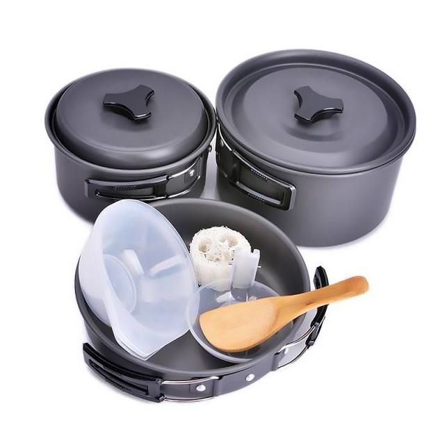 ظروف کوهنوردی Cooking Set مدل DS-300