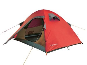 چادر کوهنوردی 2 نفره کینگ کمپ مدل Windproof
