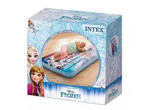 تشک بادی یک نفره کودک طرح Frozen