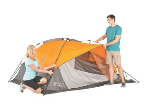 چادر مسافرتی 5 نفره کلمن مدل Instant Dome Tent