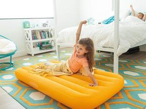 تشک بادی کمپینگ کودک مدل Cozy Kids