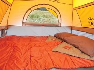 چادر مسافرتی 7 نفره کلمن مدل Singnature Instant Dome