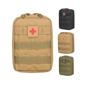 کیف ابزار و کمک های اولیه تاکتیکال