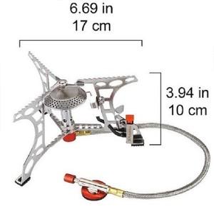 اجاق کوهنوردی شلنگ دار اسنوهاوک مدل S05_A