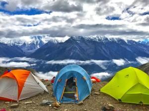 راهنمای خرید انواع چادر کوهنوردی و ارتفاع