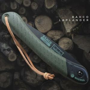 اره تاشو کوهنوردی Bahco مدل لپلندر