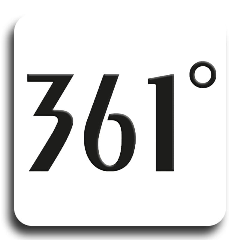 361 درجه