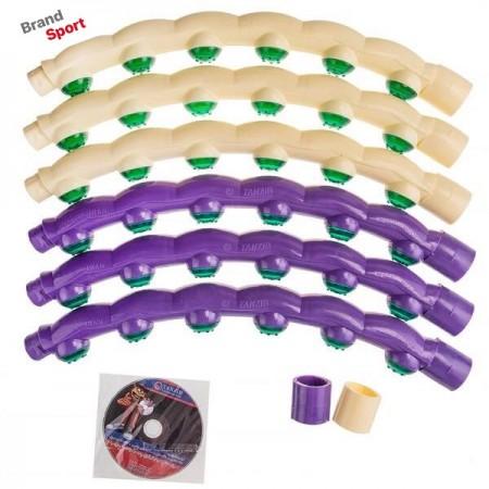 لوازم تناسب اندام تن زیب مدل Magic Hoop Tanzib Magic Hoop Fitness Accessories