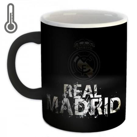 ماگ حرارتی زیزیپ مدل رئال مادرید 884M ZeeZip Real Madrid 884M Heat Sensitive Mug