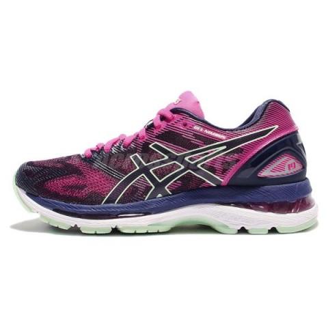 کفش مخصوص دویدن زنانه اسیکس مدل GEL-NIMBUS 19