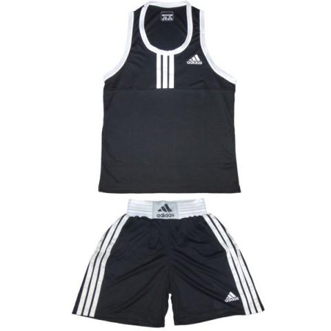 ست تاپ و شلوارک ورزشی مردانه کد adidas   A6