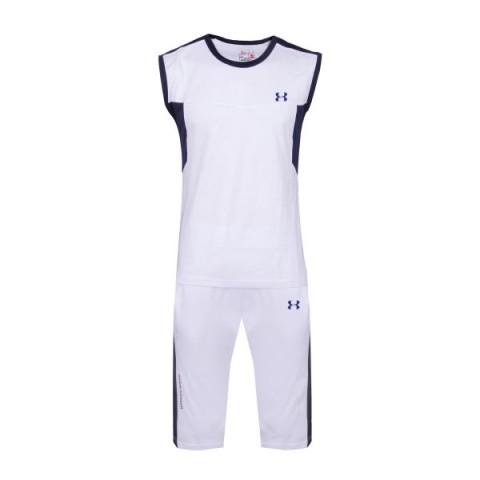 ست تاپ و شلوارک ورزشی مردانه کد UNDER ARMOUR | A5