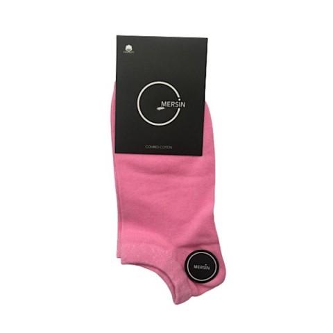 جوراب ورزشی زنانه مدل MERSIN رنگ صورتی