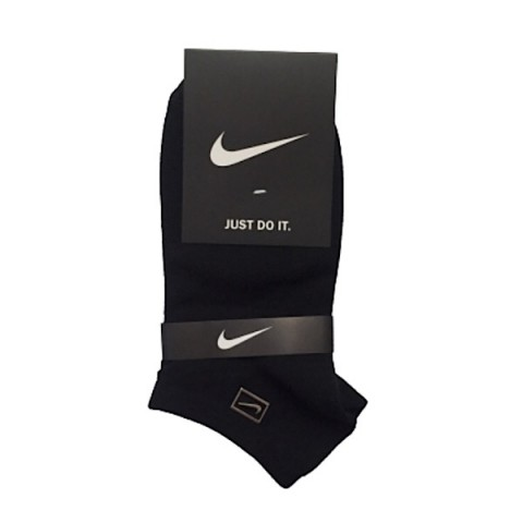 جوراب ورزشی مچی زنانه نایکی رنگ مشکی