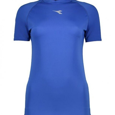 تی شرت ورزشی زنانه دیادورا مدل VSN-9505-BLU