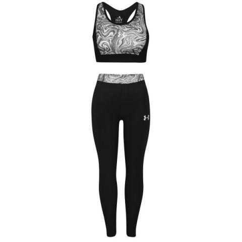ست نیم تنه و لگینگ ورزشی زنانه آندر آرمور کد K666