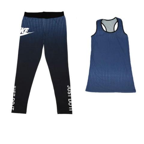 ست تاپ و لگ ورزشی زنانه NIKE کد Z444