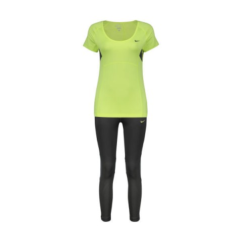 ست تی شرت و لگینگ زنانه نایکی کد Z550