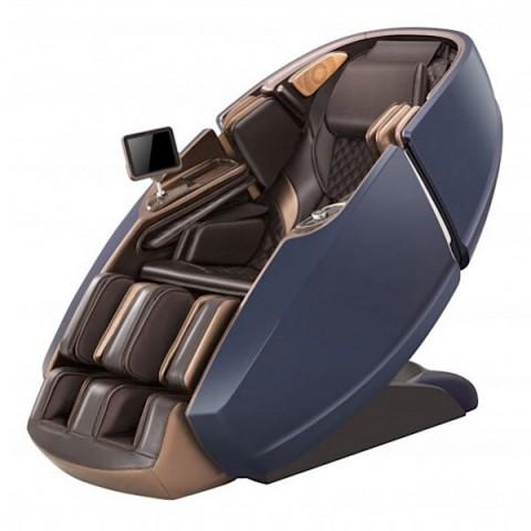 صندلی ماساژ روتای مدل RT-8900 رنگ سورمه ای قهوه ای