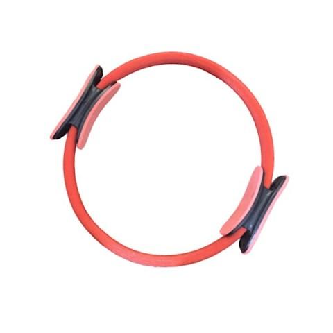 حلقه پیلاتس (رینگ یوگا) GOLDEN STAR کد Q90 رنگ نارنجی
