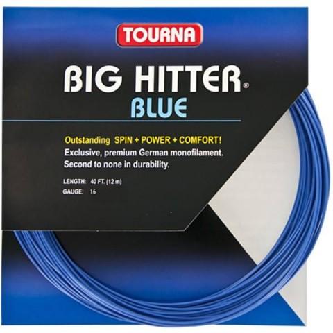 زه راکت تنیس یونیک مدل Tourna Big Hitter Blue 16
