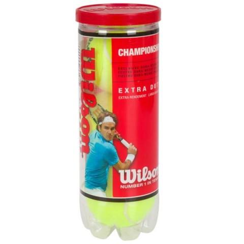 توپ تنیس ویلسون مدل Championship بسته 3 عددی
