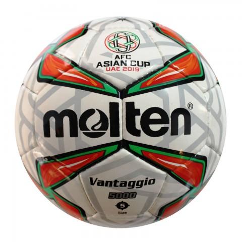توپ فوتبال مولتن مدل Vantiaggio 5000 رنگ قرمز