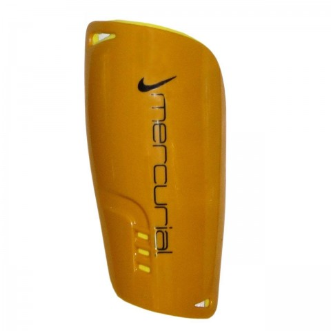 ساق بند فوتبال نایکی مدل MERCURIAL رنگ نارنجی