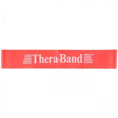 کش پیلاتس مینی لوپ حرفه ای ترابند Thera-Band رنگ قرمز