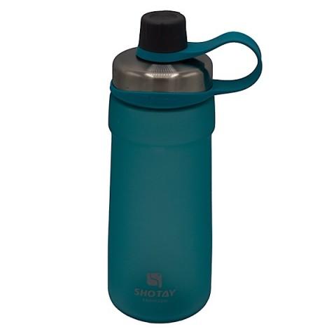 قمقمه ورزشی SHOTAY رنگ آبی