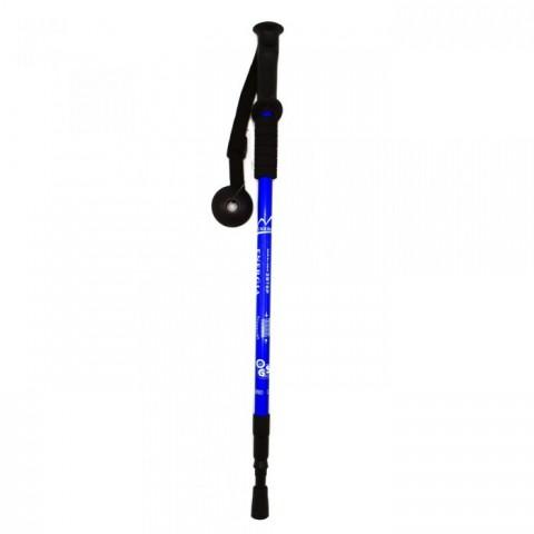 عصای کوهنوردی کمپسور رنگ آبی