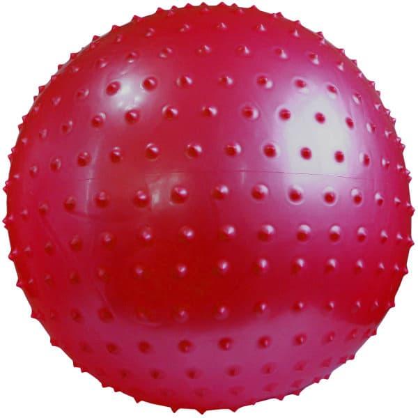 توپ پیلاتس عاج دار مدل Aerobic Ball قطر 25 سانتی متر