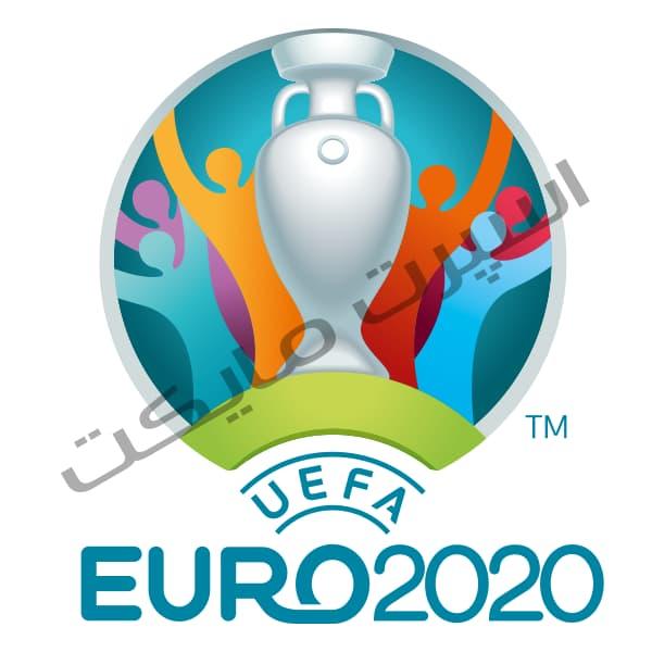دانلود لوگو (آرم) جام ملت های اروپا UEFA Euro Logo 2020
