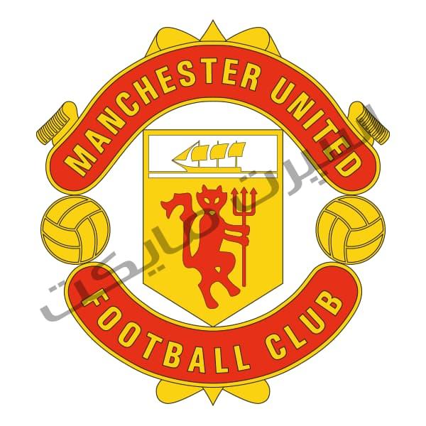 دانلود لوگو (آرم) باشگاه منچستر یونایتد Manchester United