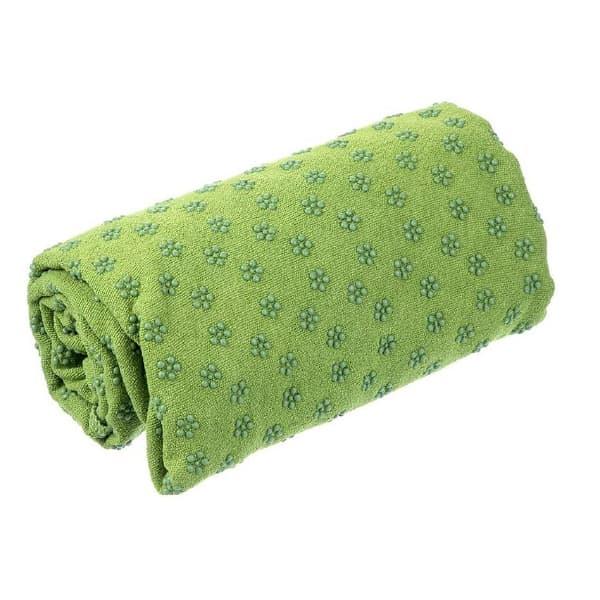 مت یوگا حوله ای گلدن استار مدل Yoga Towel