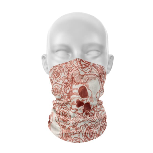 اسکارف سر و گردن مدل Patterned کد 04