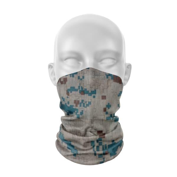 اسکارف سر و گردن مدل Patterned کد 05
