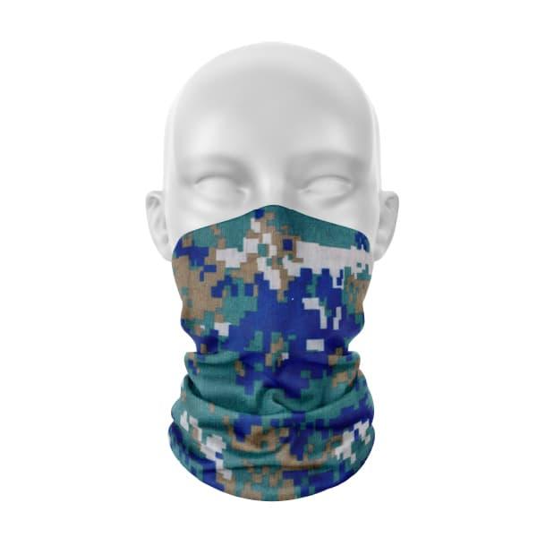 اسکارف چریکی سر و گردن مدل Patterned کد 06