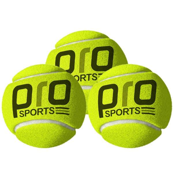 توپ تنیس پرو اسپورتز بسته 3 عددی (اصلی)