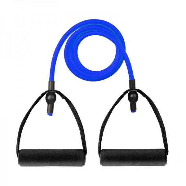 کش ورزشی CX رنگ آبی(مقاومت متوسط)