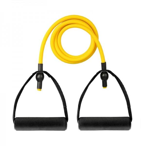 کش ورزشی سی ایکس رنگ زرد (مقاومت کم)
