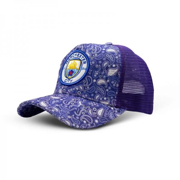 کلاه کپ ورزشی مدل منچستر سیتی Manchester City