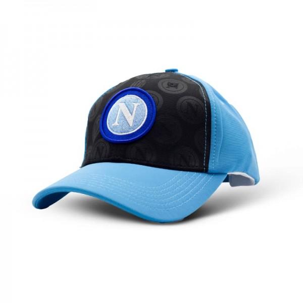 کلاه کپ ورزشی مدل ناپولی|Napoli