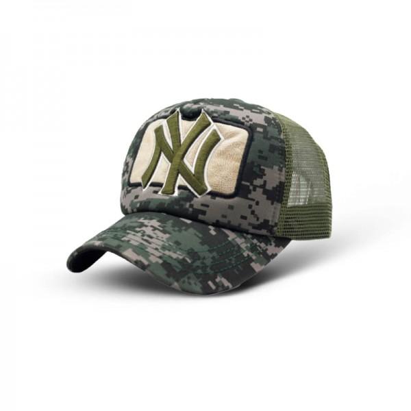 کلاه ورزشی چریکی مدل ان وای|NY