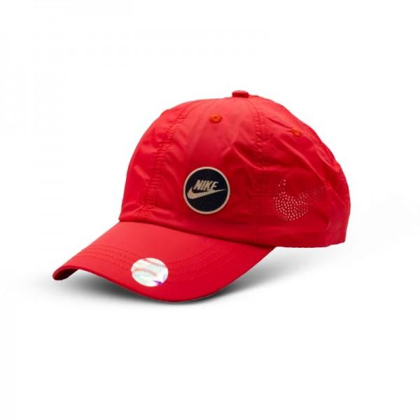 کلاه ورزشی زنانه مدل نایکی|NIKE|قرمز