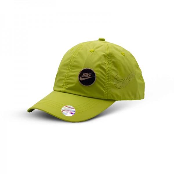 کلاه ورزشی زنانه مدل نایکی NIKE سبز