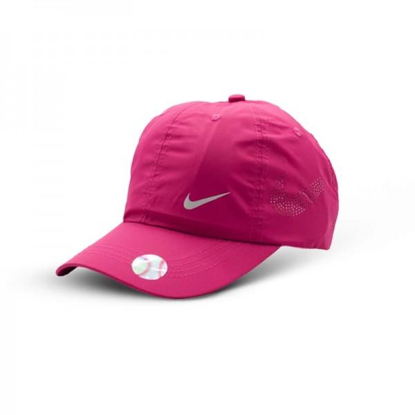 کلاه ورزشی زنانه مدل نایکی|NIKE|صورتی