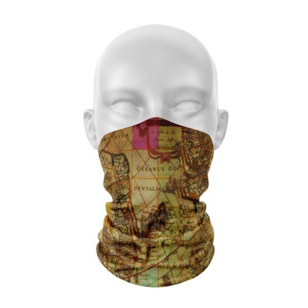 دستمال سر و گردن مدل SK-500